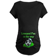 Liverpool Fan on the way T-Shirt