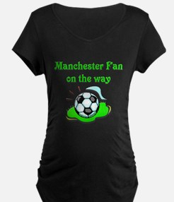 Manchester Fan on the way T-Shirt