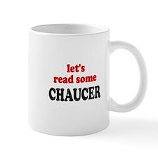 Let's Read Chaucer Mug