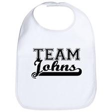 Team Johns Bib