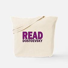 Dostoevsky Tote Bag