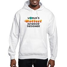 World's Hottest Inter.. (C) Hoodie