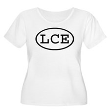 LCE Oval T-Shirt