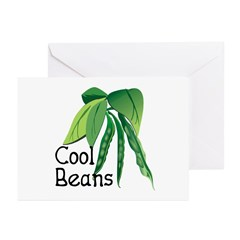 Cool Beans Greeting Cards (Pk of 20)