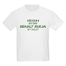 Irish Deadly Ninja T-Shirt