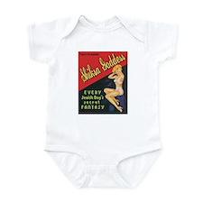 Unique Jewish Infant Bodysuit