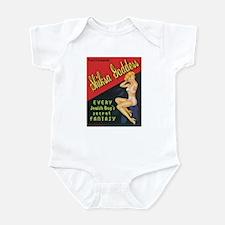 Cute Blonde Infant Bodysuit