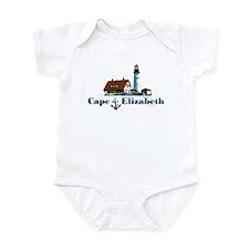 Cape Elizabeth Infant Bodysuit