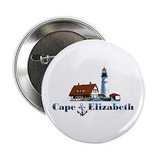 "Cape Elizabeth 2.25"" Button"