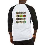 Save Madagascar Baseball Jersey