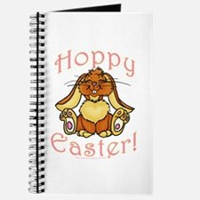 Cute Easter Bunny Picture Journal