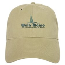 Wells Maine Baseball Cap