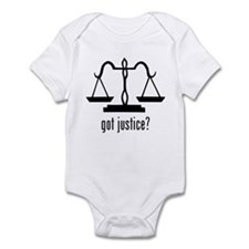 Justice Infant Bodysuit