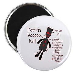 Katrina Voodoo Doll 2.25