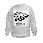 Jet Ski Kids Sweatshirt