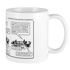 Speedboat Mug