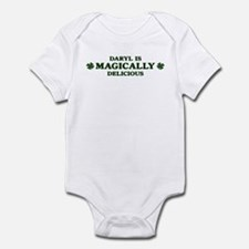 Daryl is delicious Infant Bodysuit