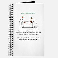 Down for Maintenance Journal