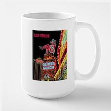Las Vegas Nightlife Photo Large Mug