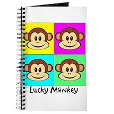 Lucky Monkey Journal