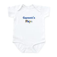 Garrett's Papa Infant Bodysuit