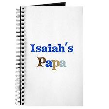 Isaiah's Papa Journal