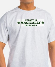 Kelsey is delicious T-Shirt