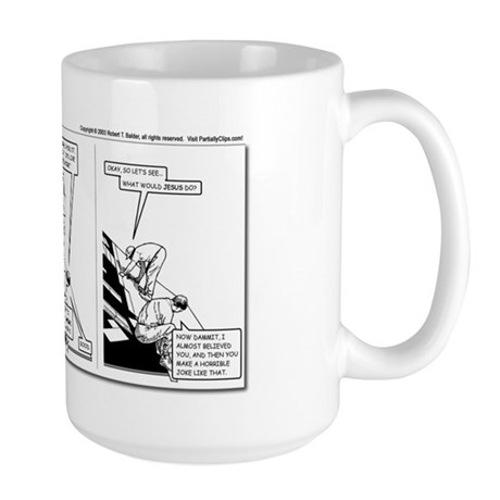 Roofers Large Mug