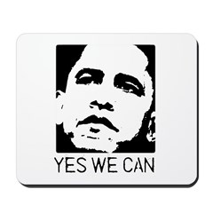Yes we can / Obama Mousepad