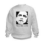 Yes we can / Obama Kids Sweatshirt