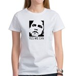 Yes we can / Obama Women's T-Shirt