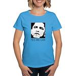 Yes we can / Obama Women's Dark T-Shirt