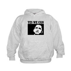 Yes we can / Barack Obama Hoodie