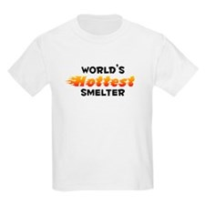 World's Hottest Smelter (B) T-Shirt