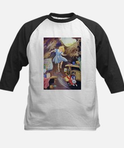 ALICE DOWN THE RABBIT HOLE Tee