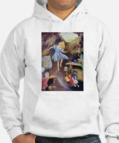 ALICE DOWN THE RABBIT HOLE Hoodie Sweatshirt