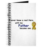 MY FATHERS A HERO/SARCOMA CANCER Journal