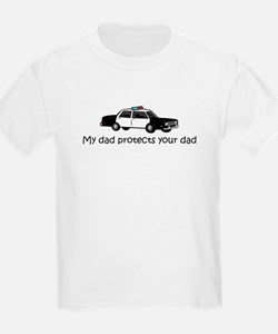 My dad protects your dad T-Shirt