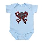 Double Dragon Infant Bodysuit