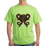 Double Dragon Green T-Shirt