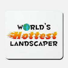 World's Hottest Lands.. (C) Mousepad