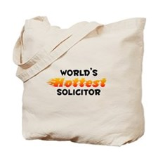 World's Hottest Solic.. (B) Tote Bag