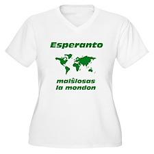 Esperanto Opens the World T-Shirt