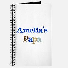 Amelia's Papa Journal