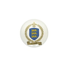 LAPOINTE Family Crest Mini Button (10 pack)