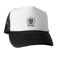 LAPOINTE Family Crest Trucker Hat