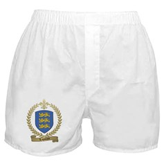LAPOINTE Family Crest Boxer Shorts