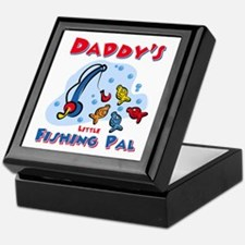 Daddy's Fishing Pal Keepsake Box