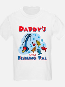 Daddy's Fishing Pal T-Shirt