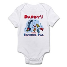 Daddy's Fishing Pal Infant Bodysuit